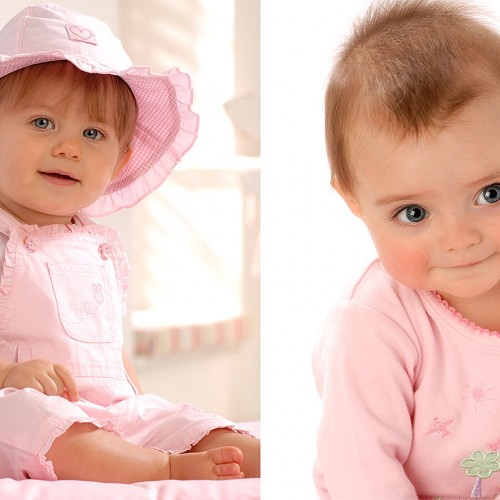 Babies R Us: Fashion photography featuring children by Basement Photographic