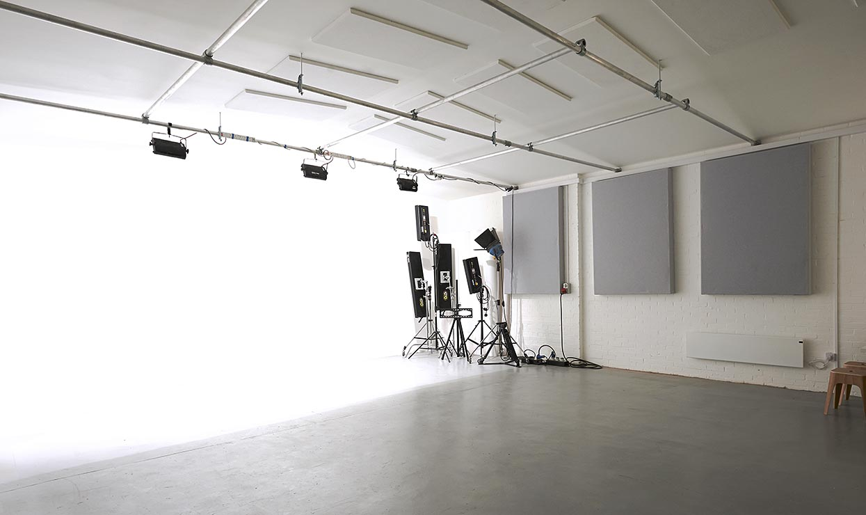 Basement Photographic's soundproofed Studio C