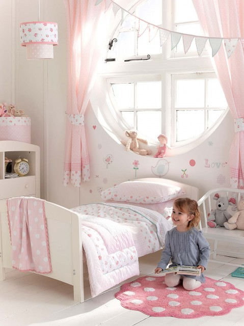 Mothercare: Roomset and child photography by Basement Photographic