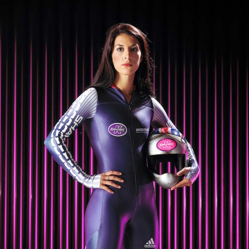 Shelley Rudman, Olympic Silver Medalist: People photography by Basement Photographic