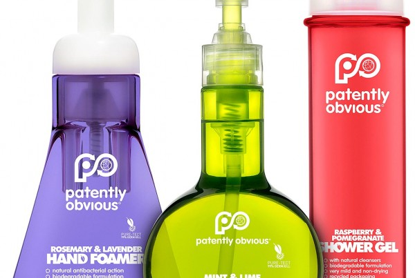 KMI Brands (Patently Obvious): Packshot photography by Basement Photographic