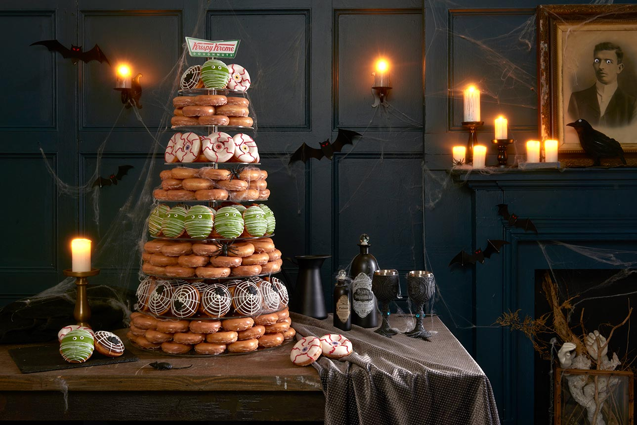 Krispy Kreme: Food Photography