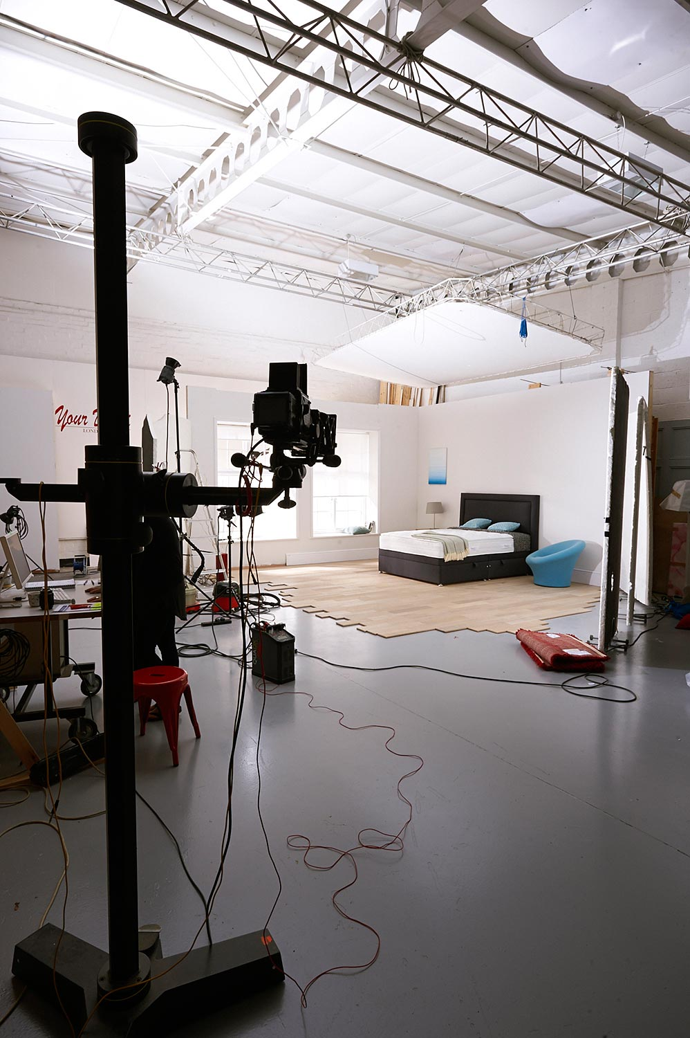 Basement Photographic's Studio A
