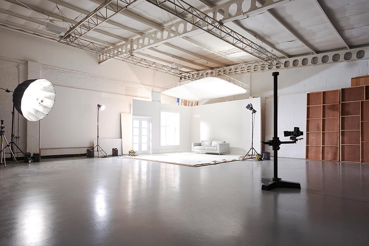 Basement Photographic's Studio A
