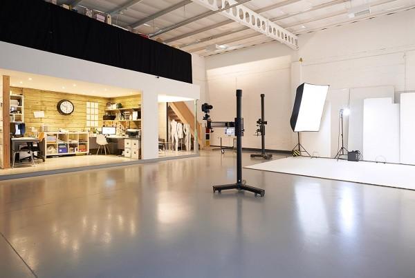Basement Photographic's Studio B