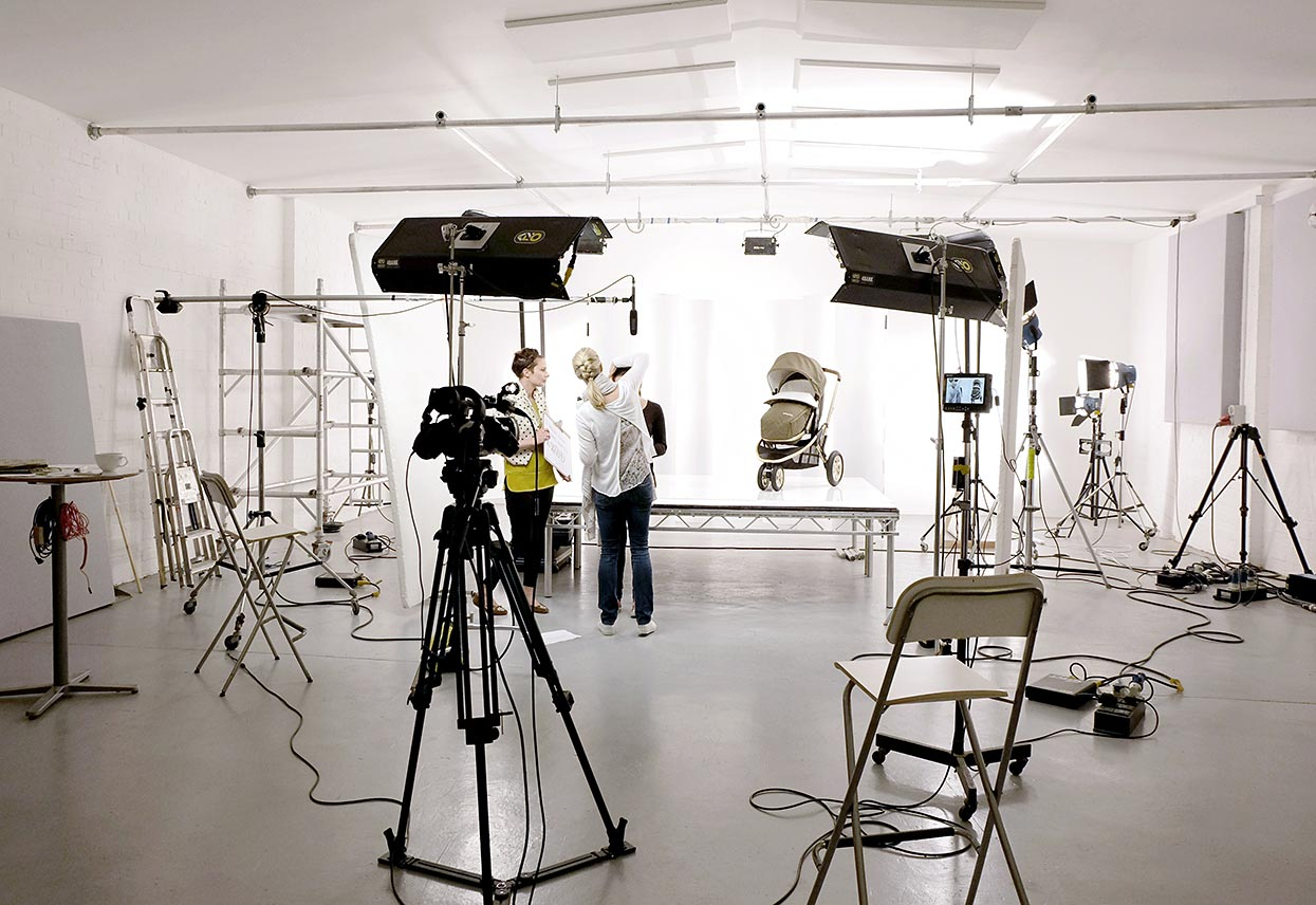 Studio C at Basement Photographic